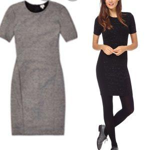 Wilfred mignonne dress in grey Sz small